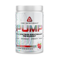 Core Nutritionals Core Pump