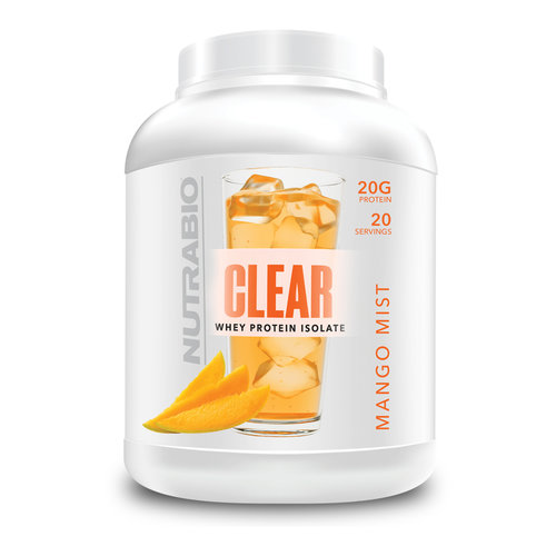 Nutrabio Clear Whey Protein Isolate