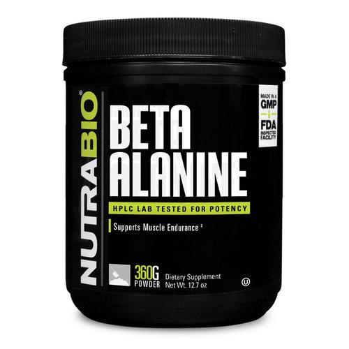 Nutrabio Beta Alanine Powder