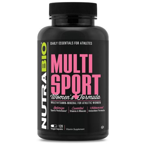 Nutrabio Multisport for Women