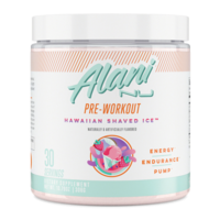 Alani Nu Preworkout