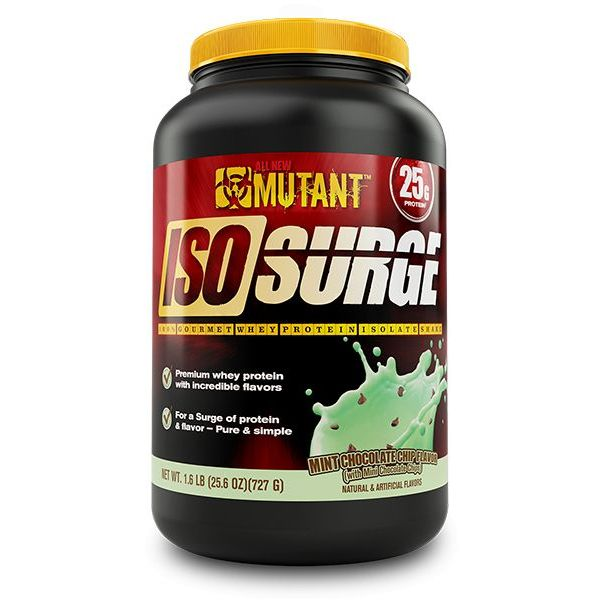 Mutant Iso Surge
