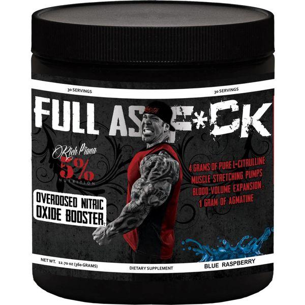 5% Nutrition Full as Fuck