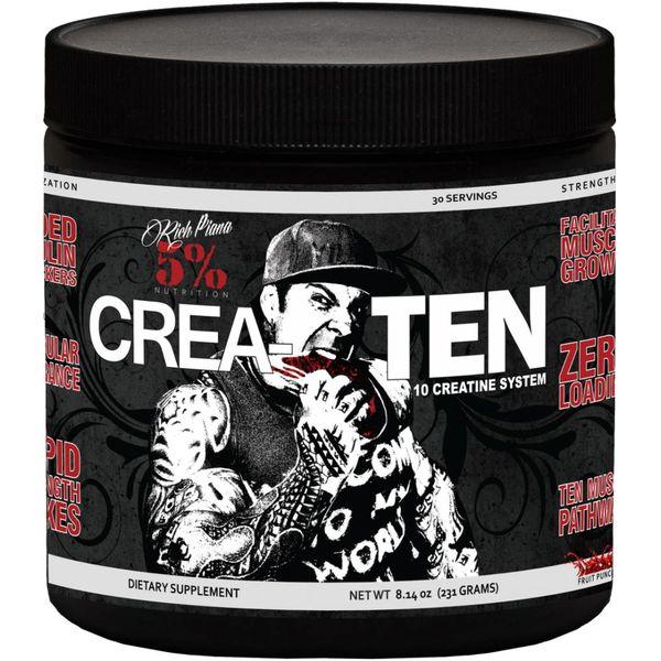 5% Nutrition Createn