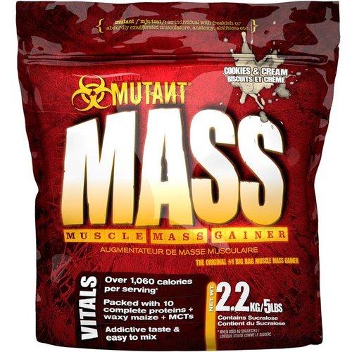 Mutant Mutant Mass