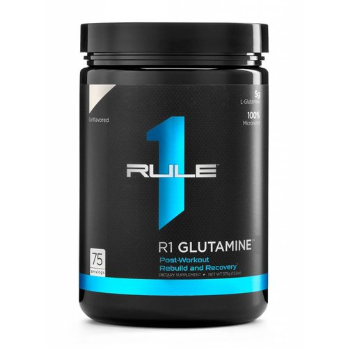 Rule 1 R1 Glutamine 75 Serving