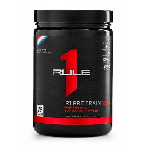 Rule 1 R1 Pre-Train 2.0