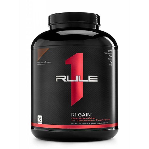 Rule 1 R1 Gain Clean Protein Gainer