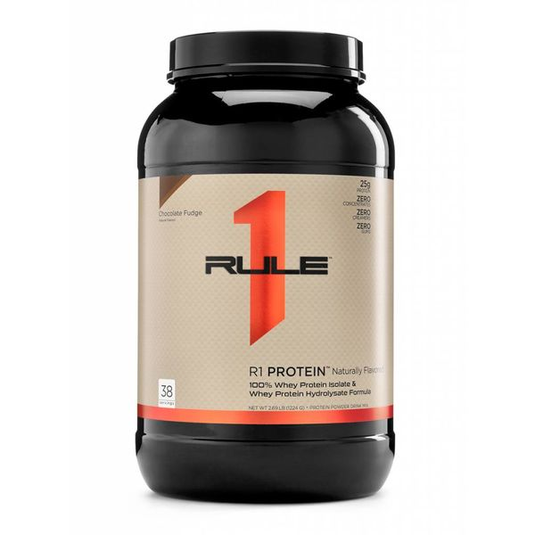 Rule 1 R1 Natural Whey Isolate/Hydrolysate