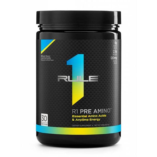 Rule 1 R1 Pre Amino