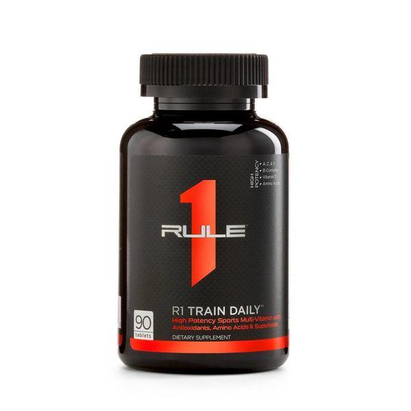 Rule 1 R1 Train Daily