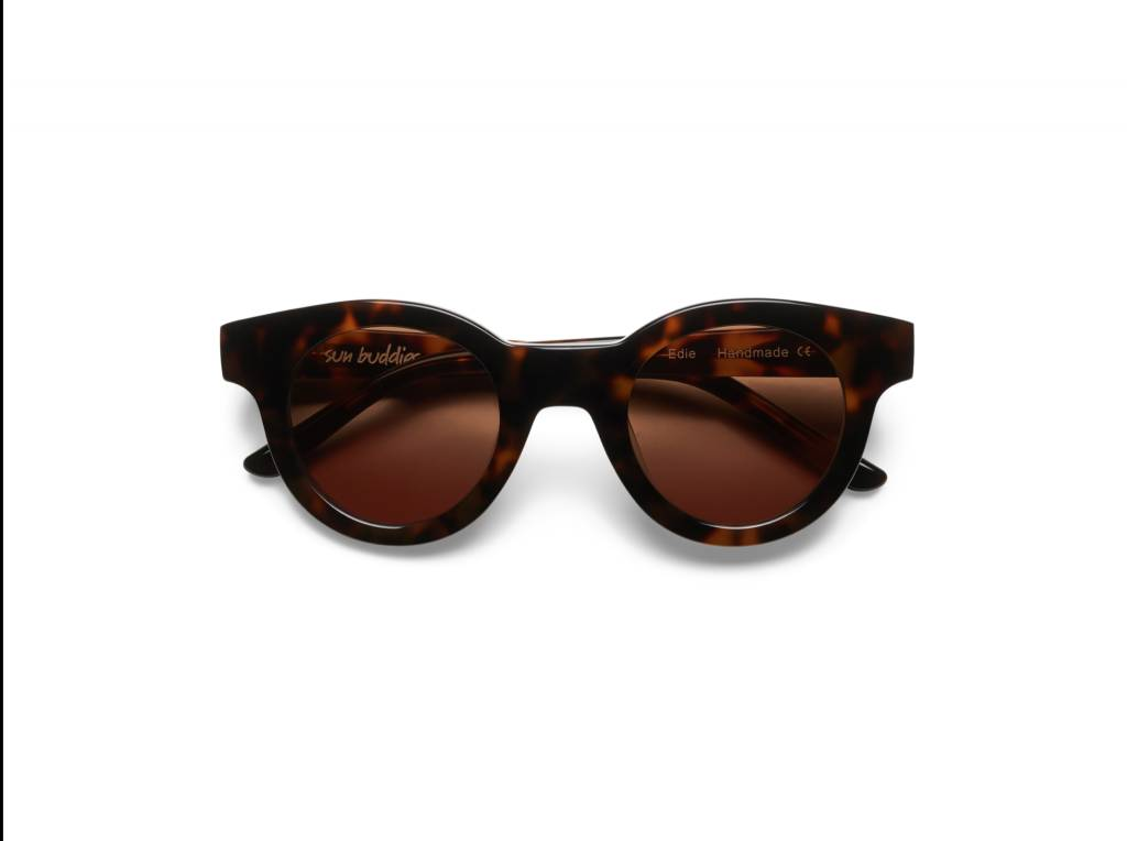 Sun Buddies Edie Sunglasses in Brown Tortoise