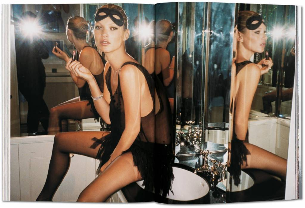 Taschen Kate Moss by Mario Testino