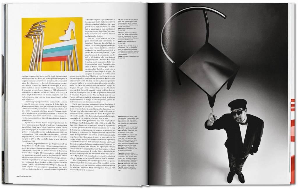 Taschen Kartell: The Culture of Plastics