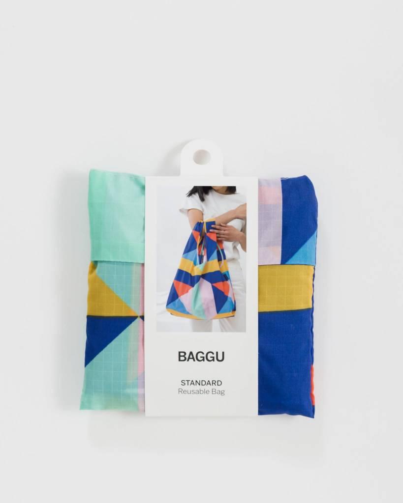 Baggu Printed Nylon Re-usable Shopping Bag