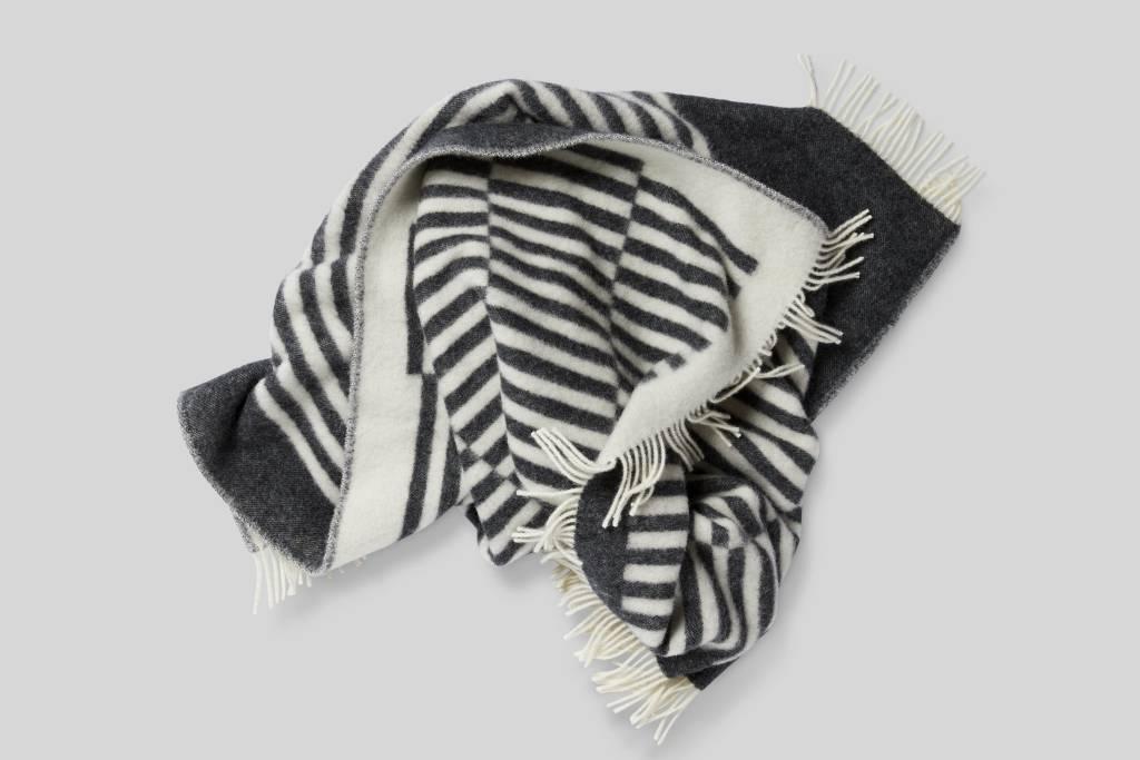 Norden Goods Norrebro Wool Throw Blanket