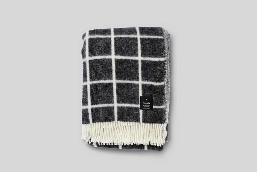 Norden Goods Höffn Wool Throw Blanket
