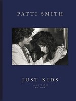 Patti Smith: Just Kids Illustrated Edition (shop favorite)