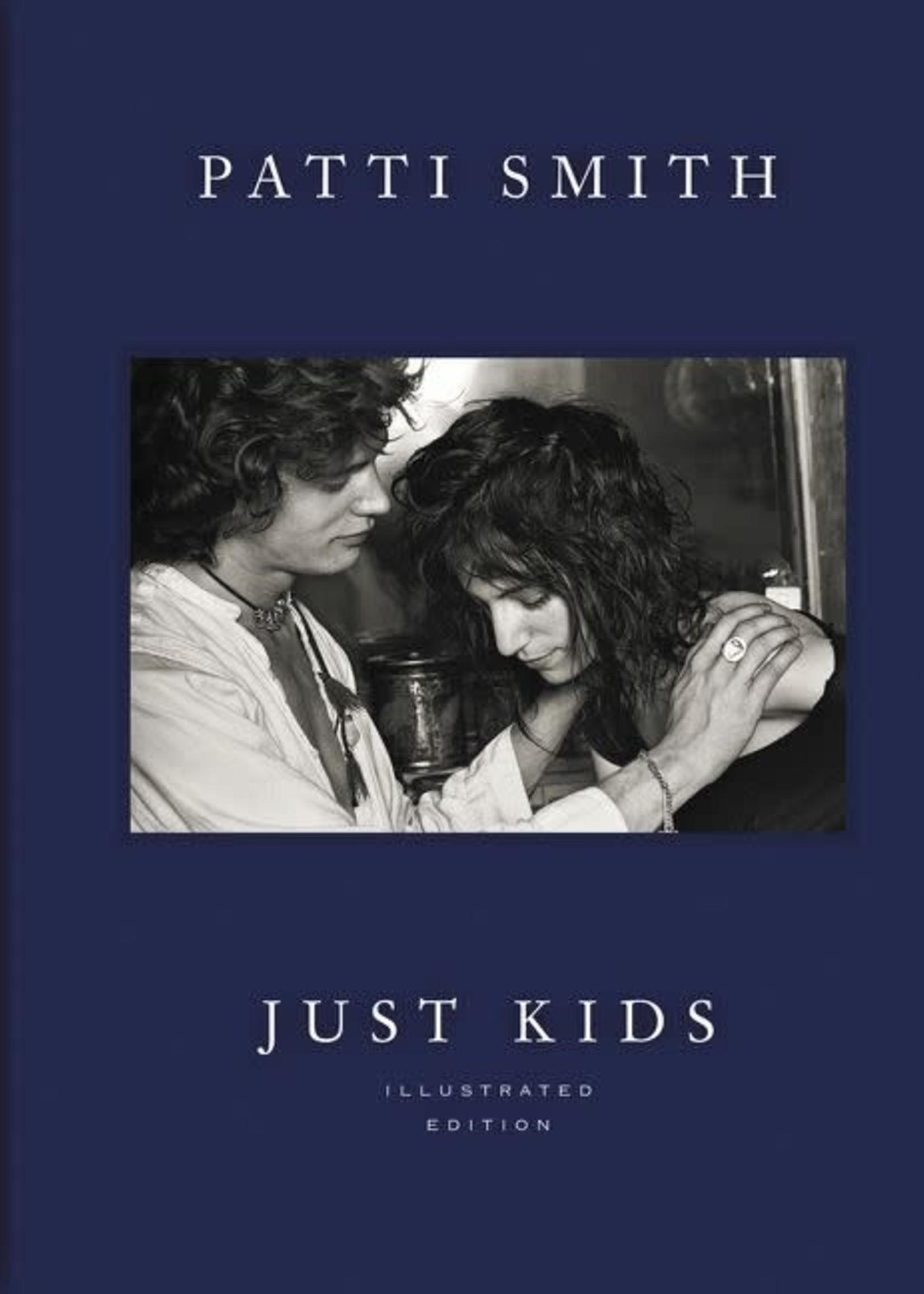 Patti Smith: Just Kids Illustrated Edition