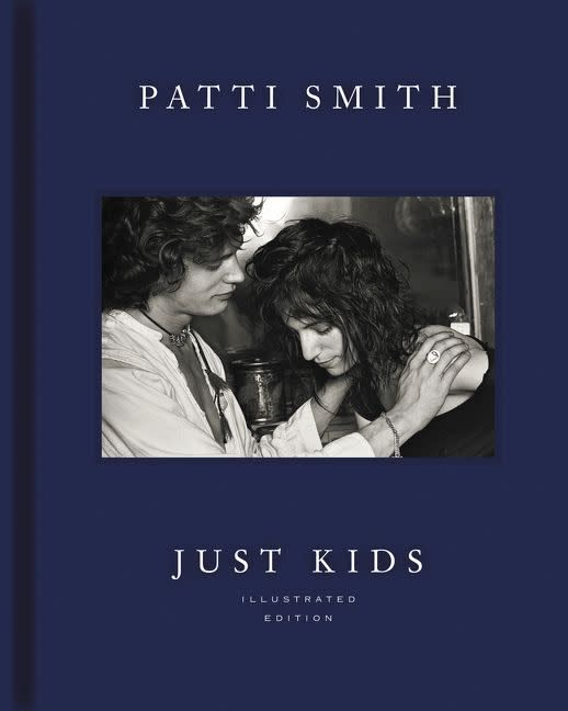 Patti Smith: Just Kids Illustrated Edition