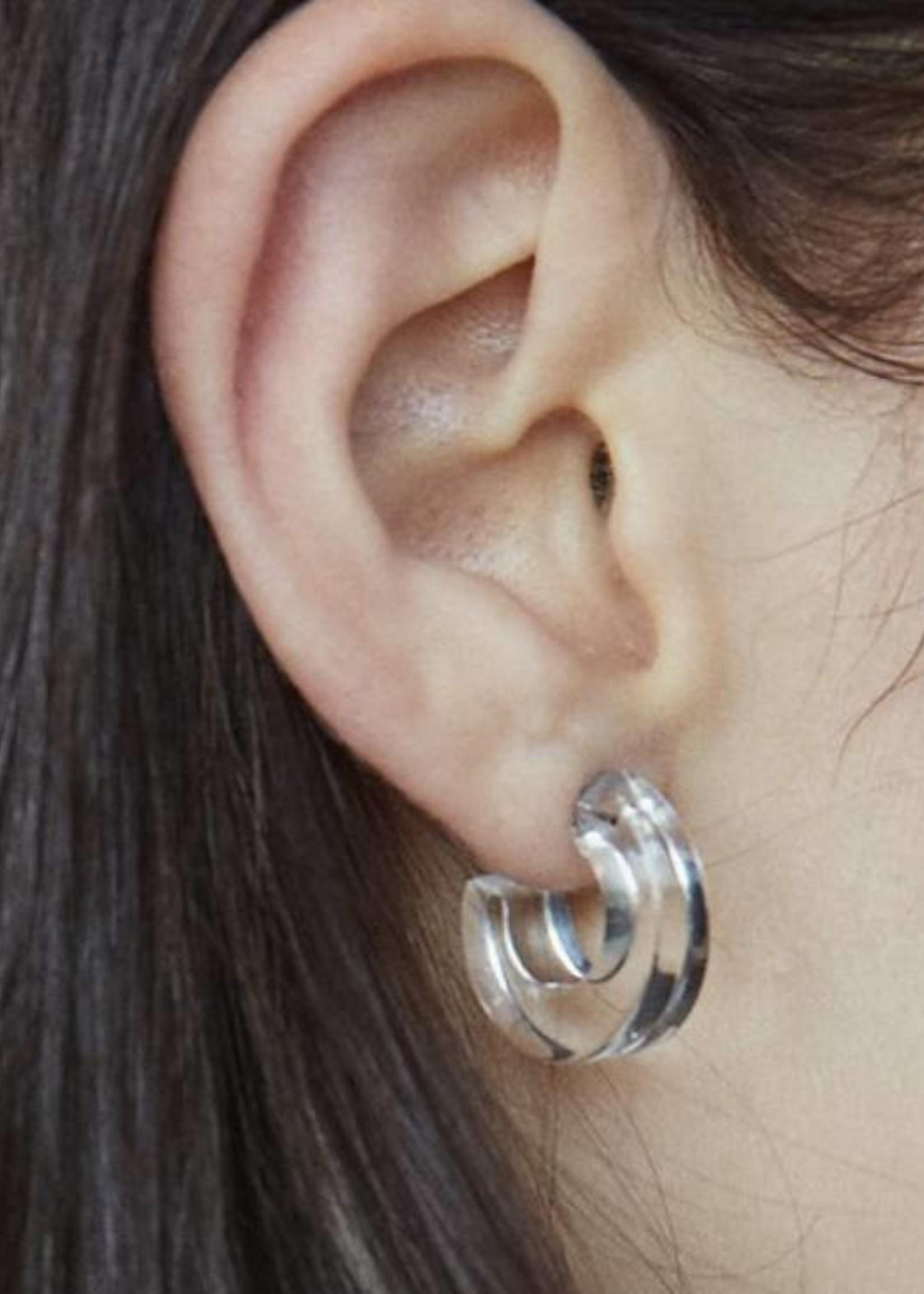 Rachel Comey Rachel Comey Cuba Earrings Clear
