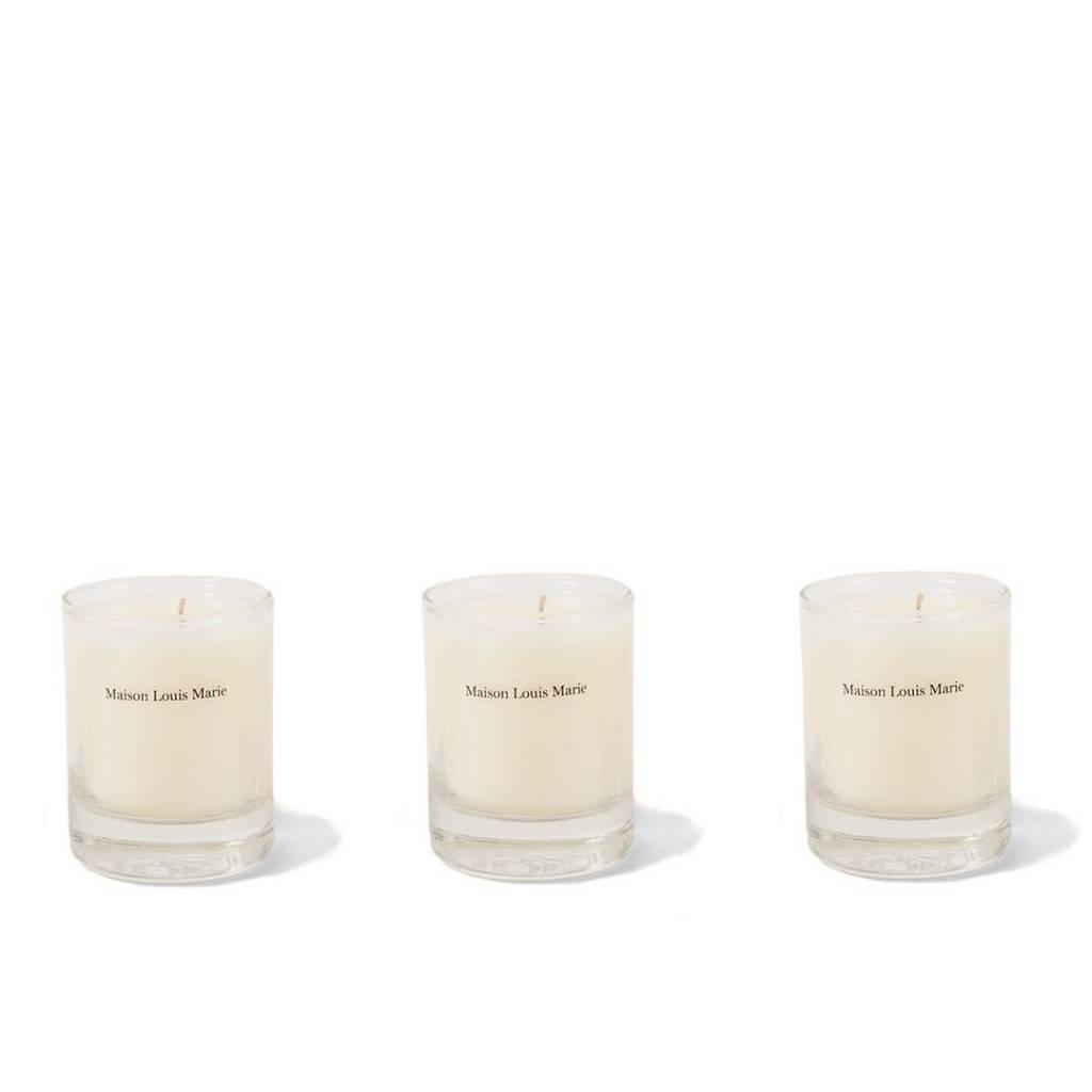 Maison Louis Marie Le Bouquet 3 Candle Gift Set