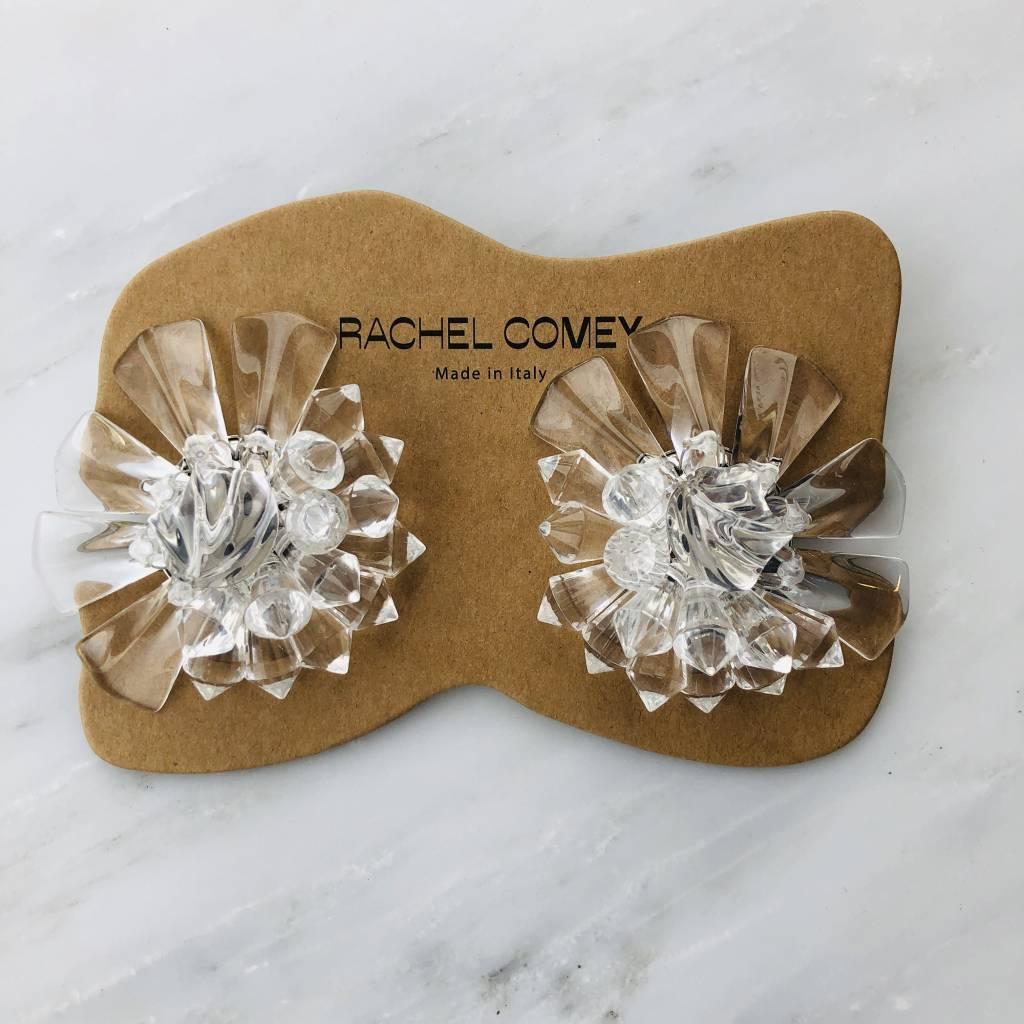 Rachel Comey Rachel Comey Marquee Earrings Clear