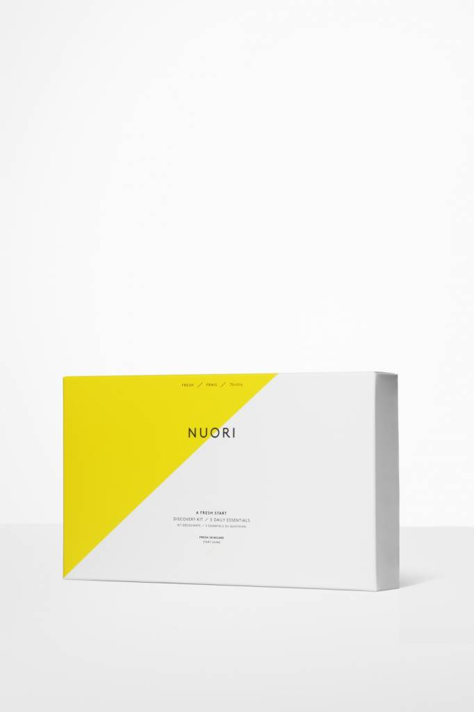 Nuori NUORI Fresh Start Kit