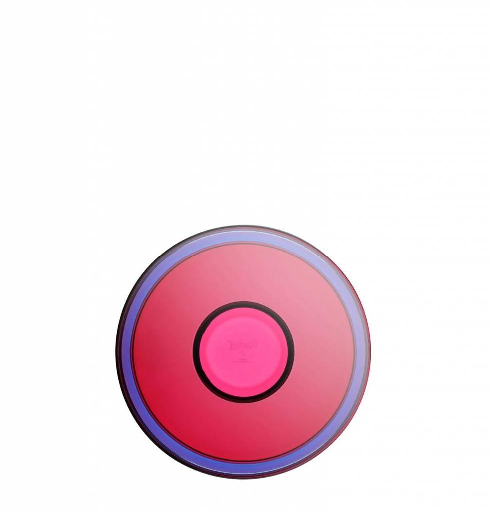 Kartell Kartell Shibuya Vase Red/Smoke/Blue