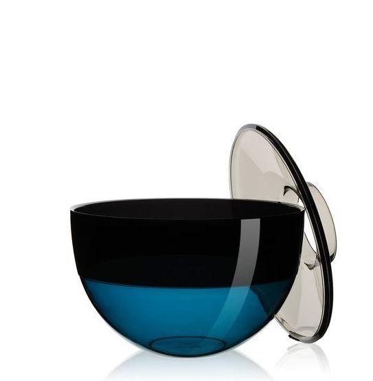 Kartell Kartell Shibuya Vase Smoke/Blue/Charcoal