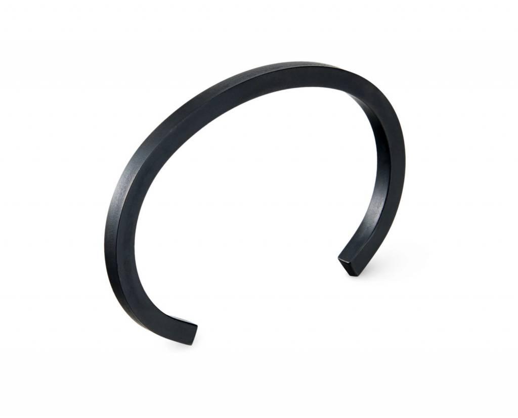 Craighill Uniform Square Cuff: Carbon Black