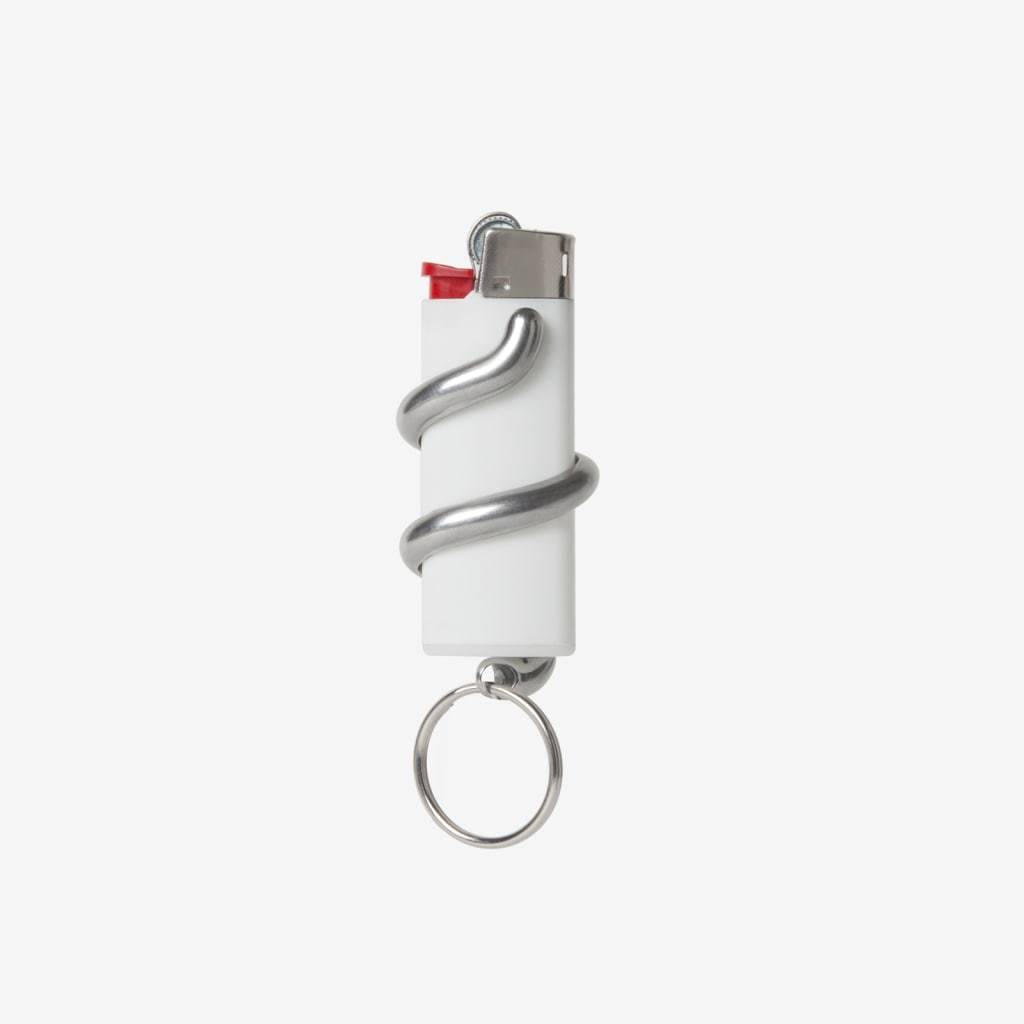 Chen Williams Serpent Lighter Holder with Keyring