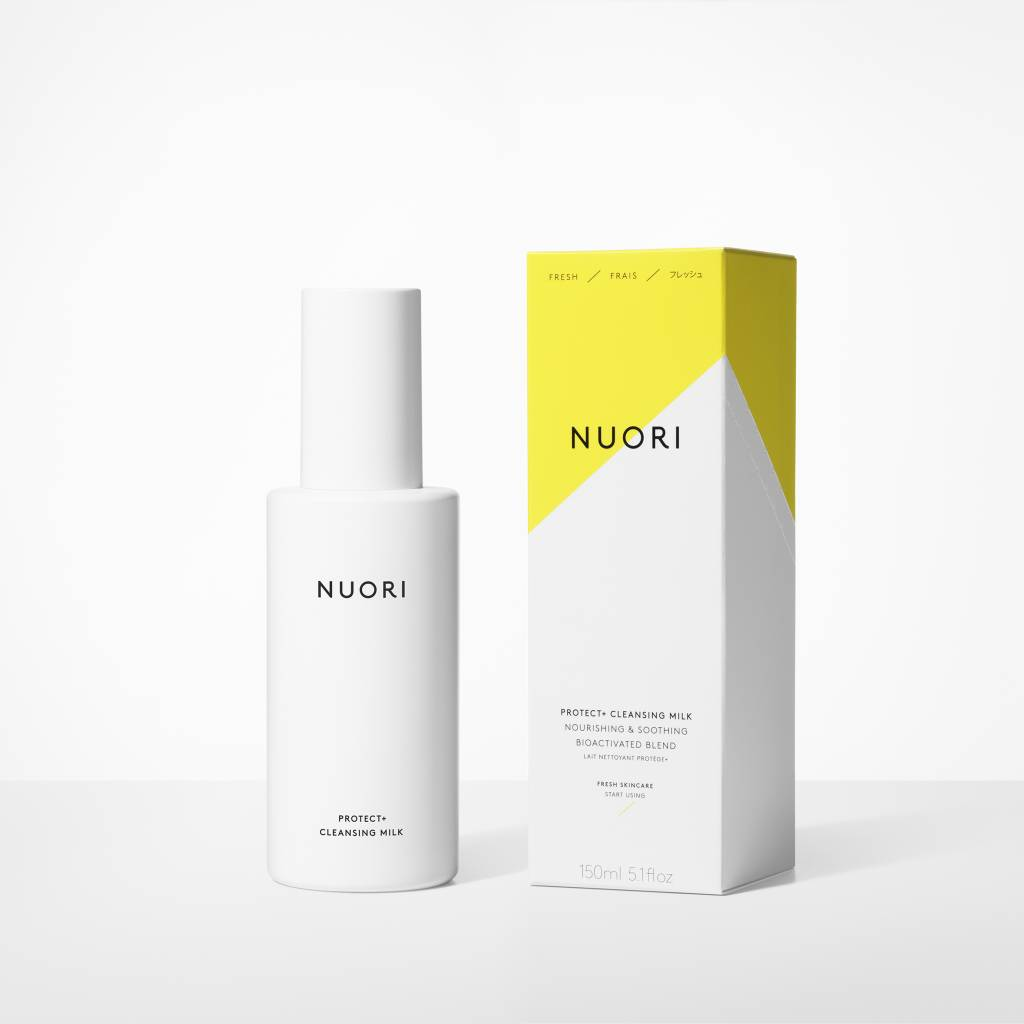 Nuori NUORI Protect+ Cleansing Milk