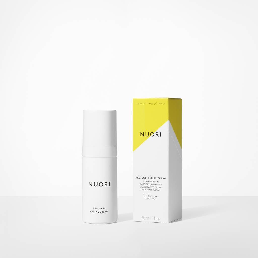 Nuori NUORI Protect+ Facial Cream