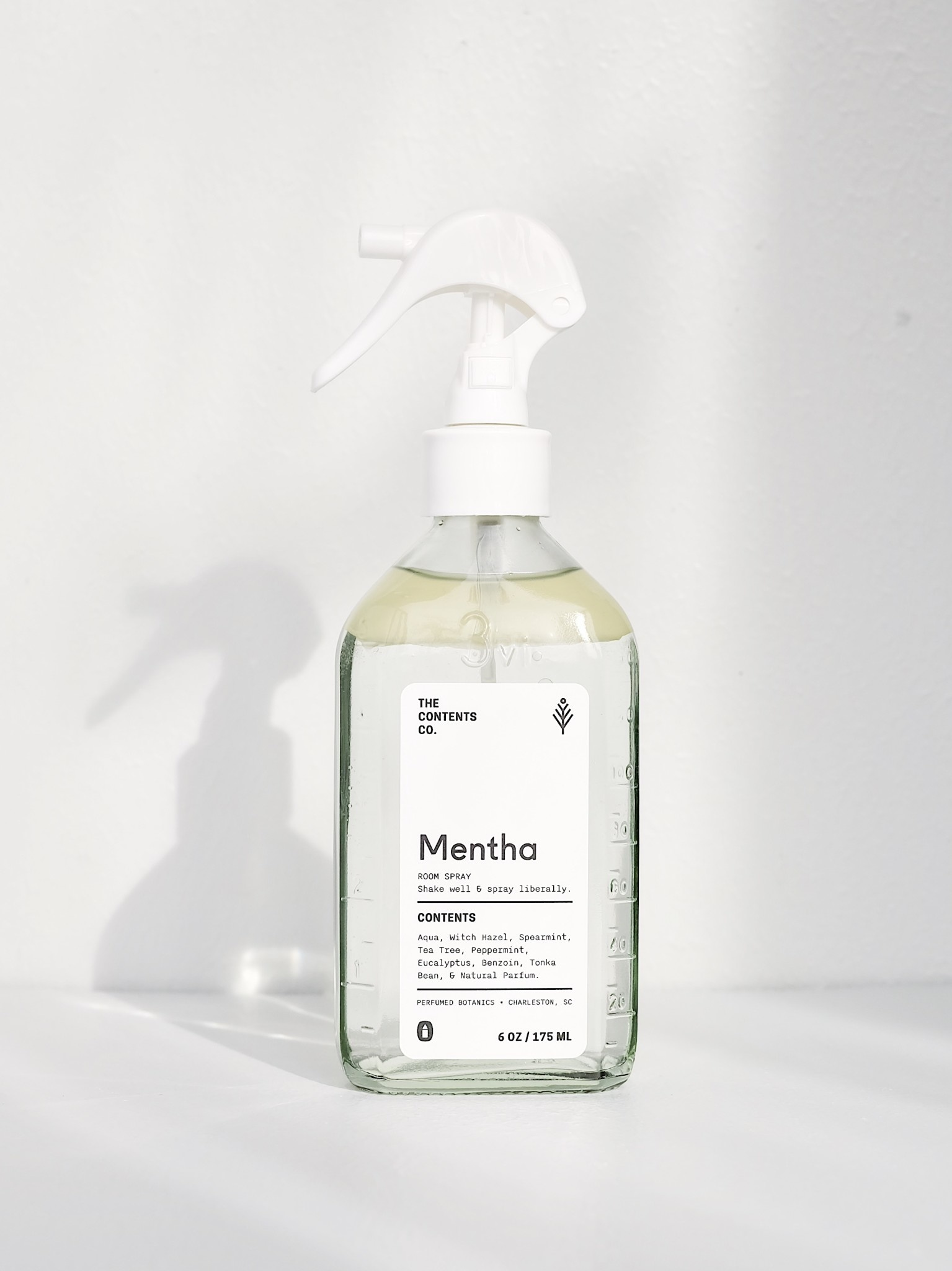 The Contents Co. Room Spray: Mentha 6oz