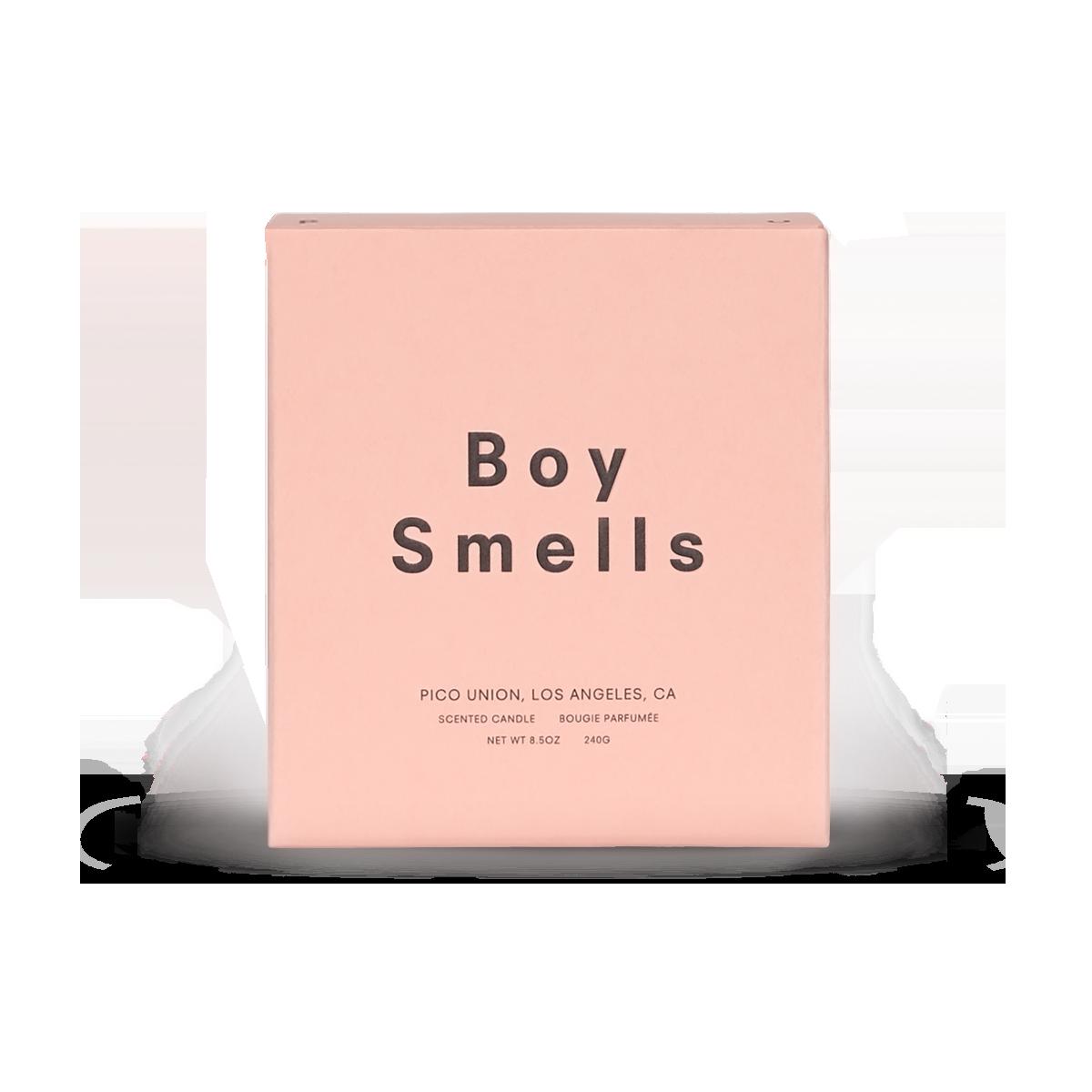 Boy Smells Stalker Candle