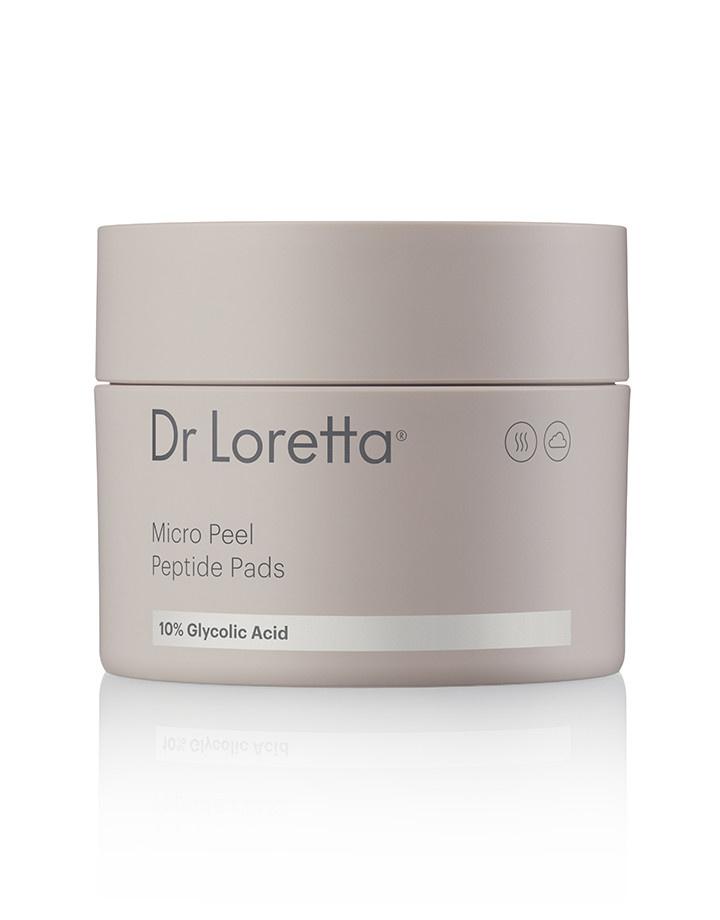 Dr Loretta Micro Peel Peptide Pads 60 Pack