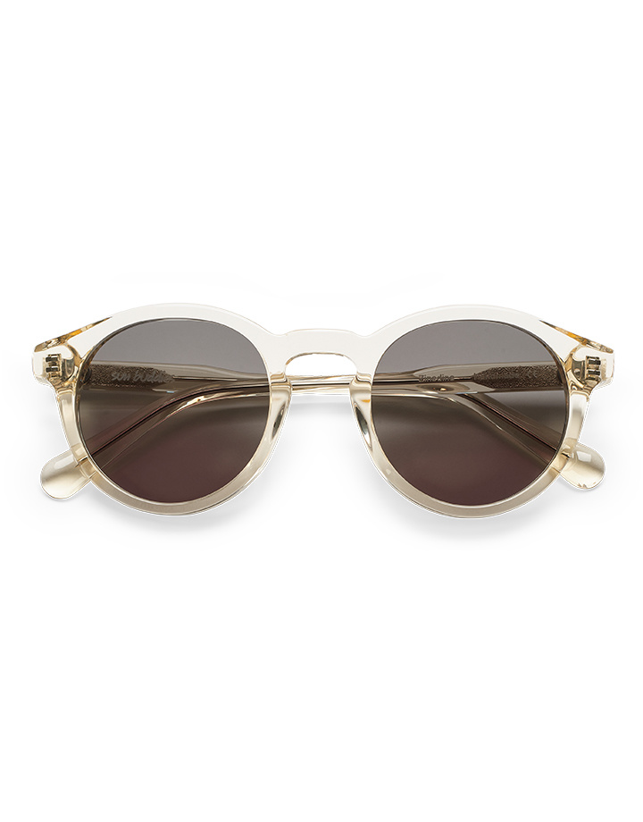 Sun Buddies Zinedine Sunglasses in Melted Butter