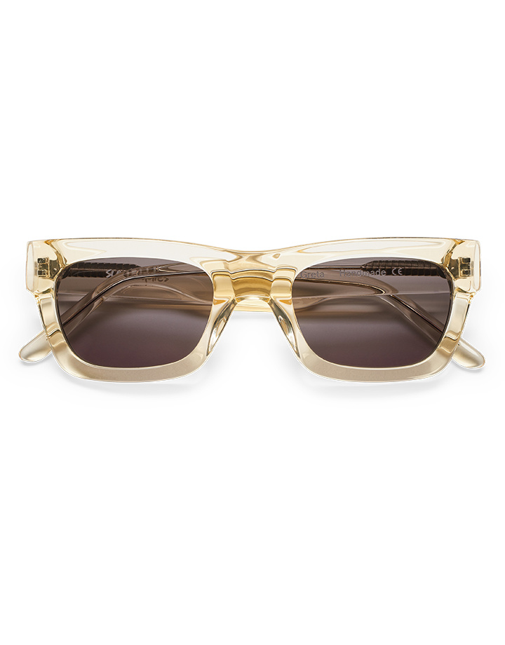 Sun Buddies Greta Sunglasses in Melted Butter