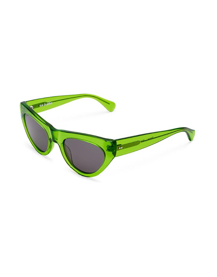 Sun Buddies Edgar Sunglasses in Gremlin Green
