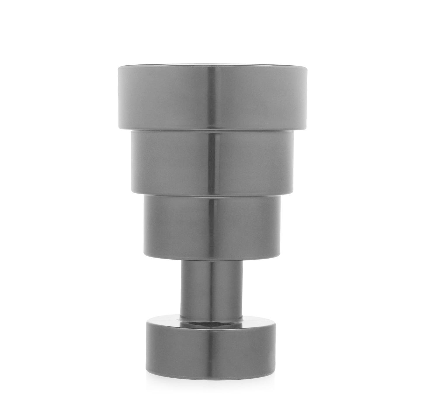 Kartell Calice Vase in Black