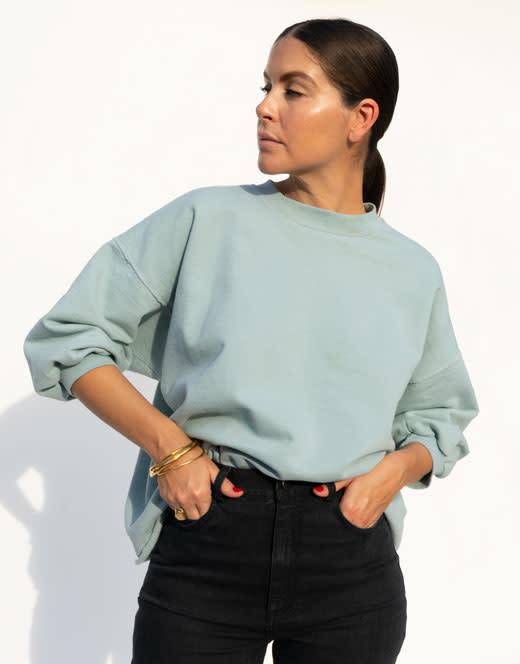 Rachel Comey Fond Sweatshirt in Seagreen