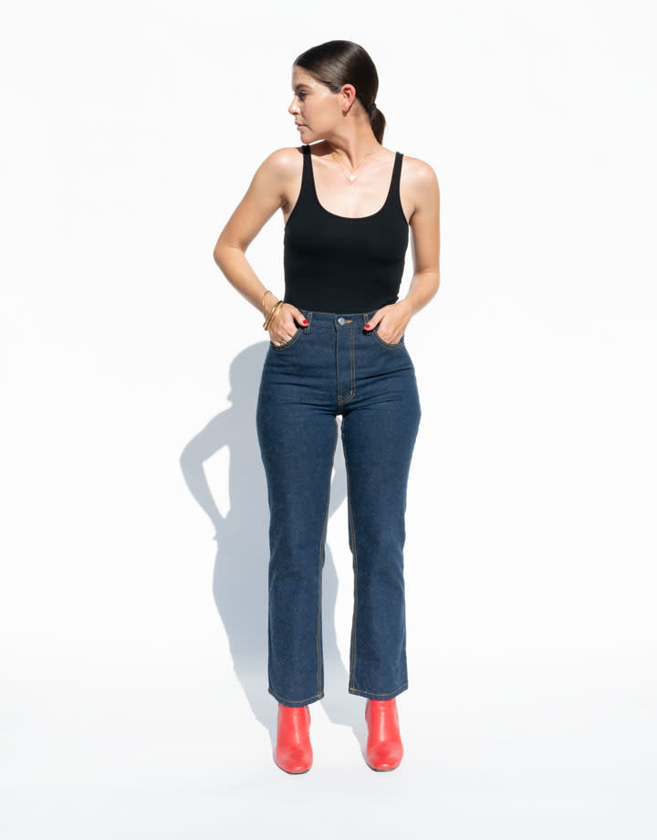 Rachel Comey New Norm Pant in Raw Indigo