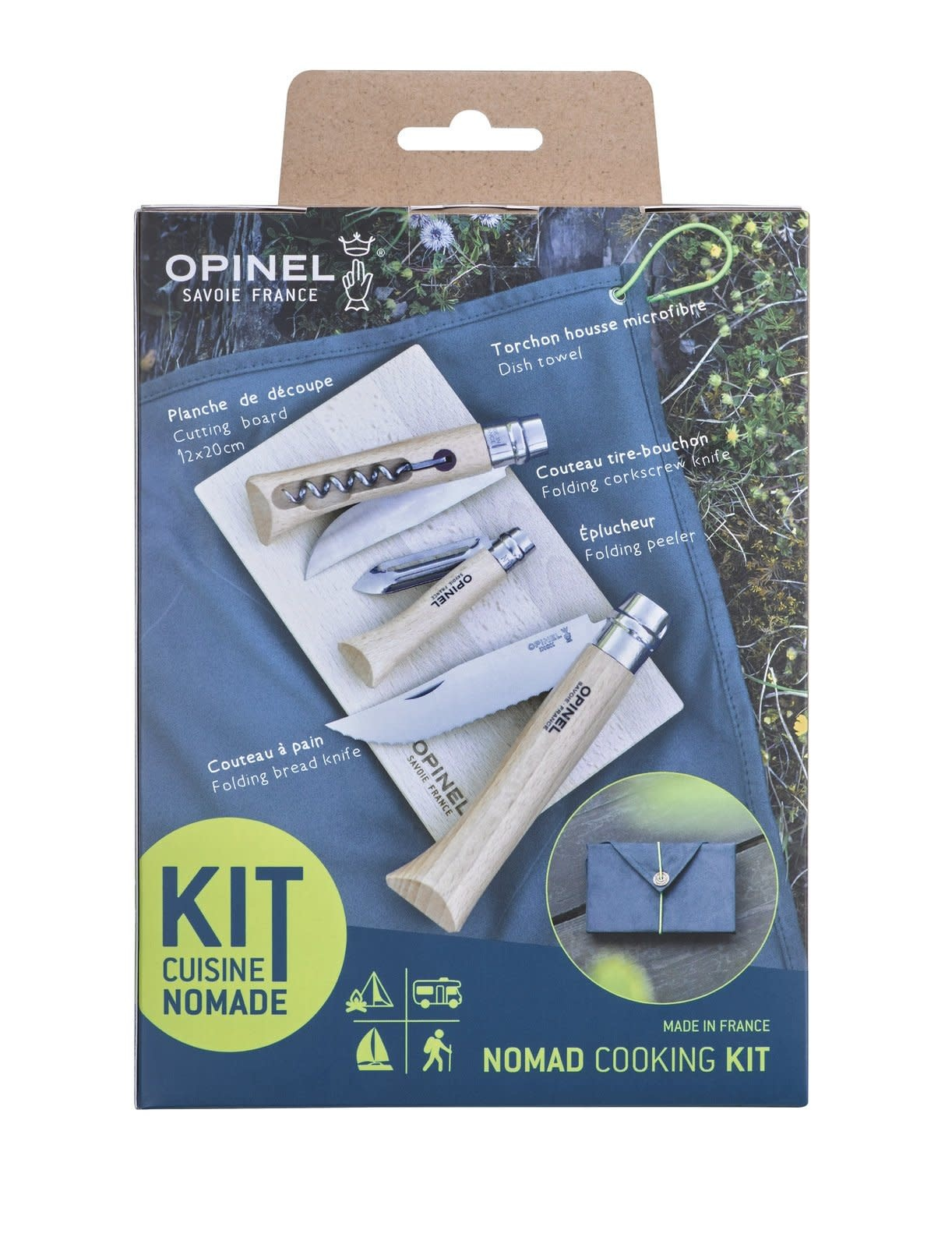 Opinel Opinel Nomad Cooking Kit