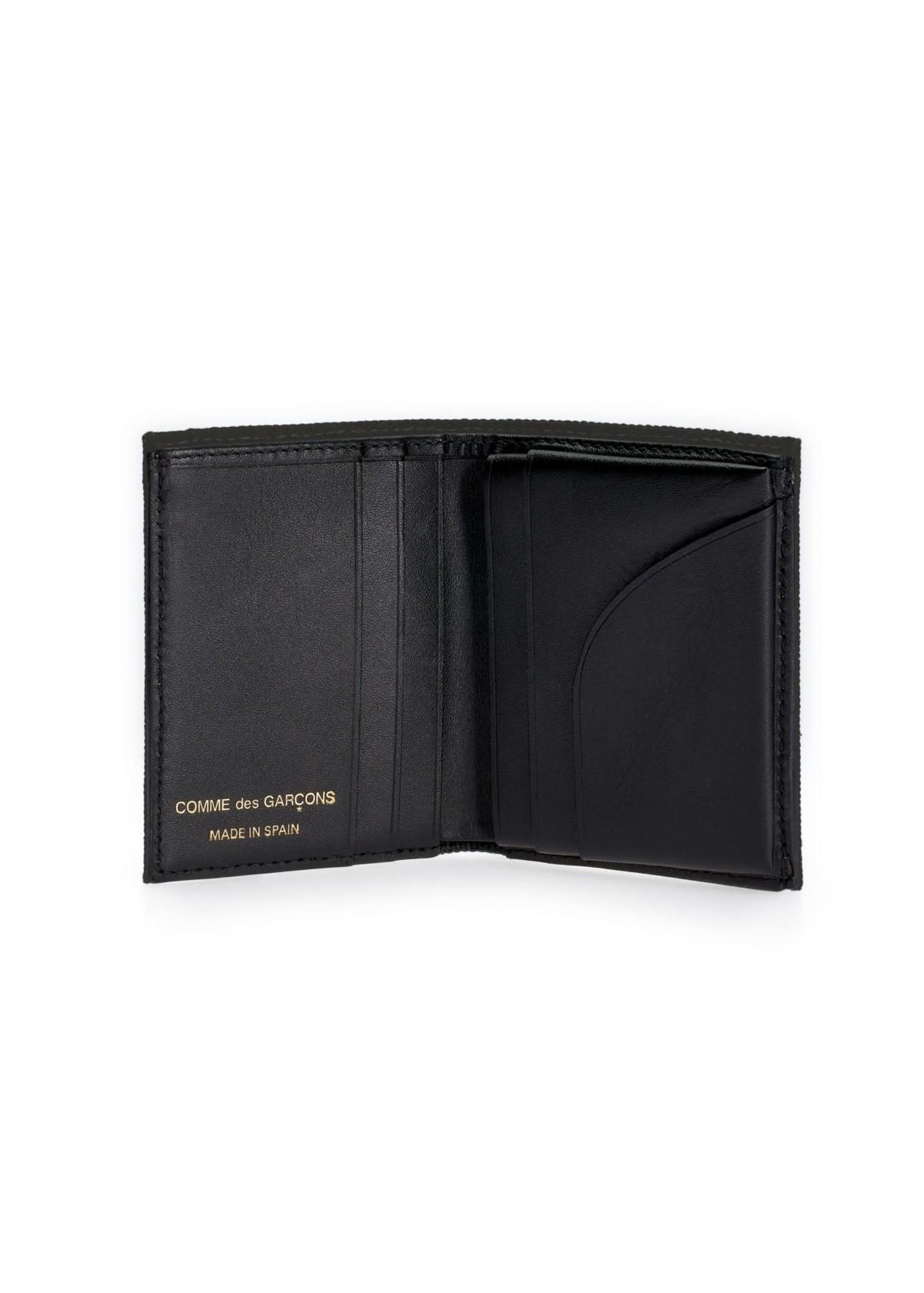 COMME des GARÇONS WALLET Rubber Dot Bifold Wallet