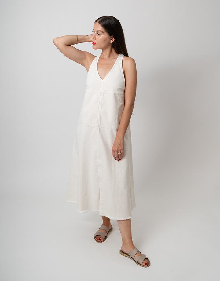 Rachel Comey Rachel Comey Buxton Dress in White