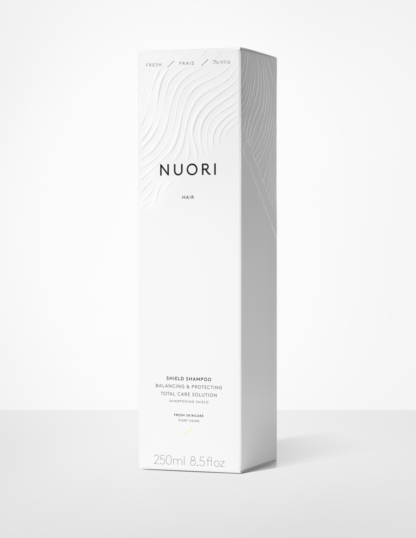 Nuori NUORI Shield Balancing & Protecting Shampoo