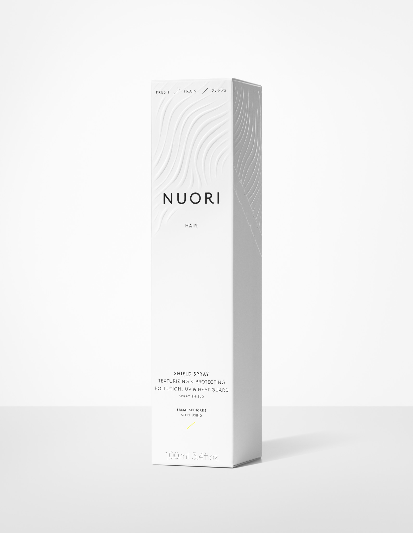 Nuori NUORI Shield Texturizing & Protecting Hair Spray