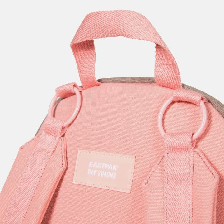 RAF SIMONS Raf Simons x Eastpak Padded Loop Backpack Grey/Pink