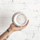 MQuan MQUAN Incense Burner:  Crescent White